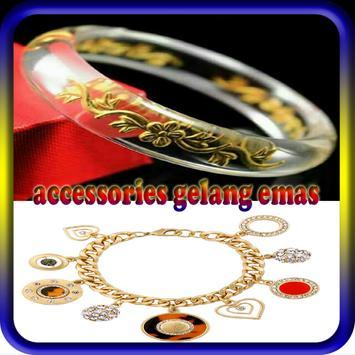 accessories gelang emas screenshot 5