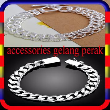 accessories gelang perak screenshot 6