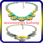accessories kalung antik icon