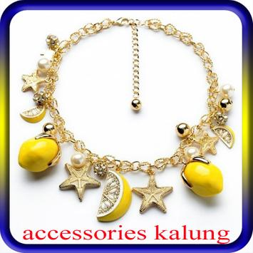 accessories kalung antik screenshot 5