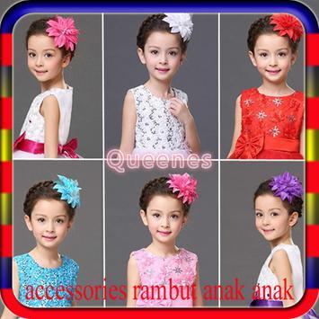 accessories rambut anak anak screenshot 1