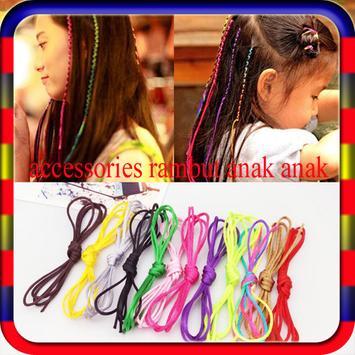 accessories rambut anak anak screenshot 5