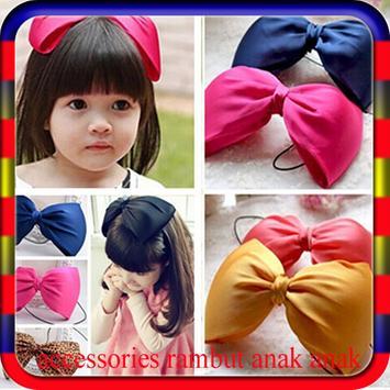 accessories rambut anak anak screenshot 6