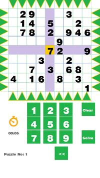 Talking Sudoku poster