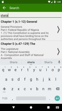 1999 Constitution of Nigeria screenshot 19