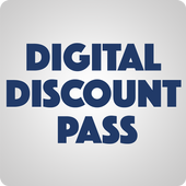 Digital Discount Pass icon