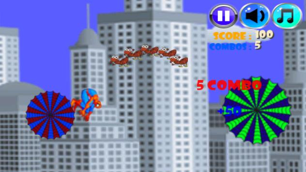 New Adventure For Spiderman apk screenshot
