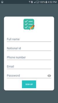 Accident Alert system apk screenshot