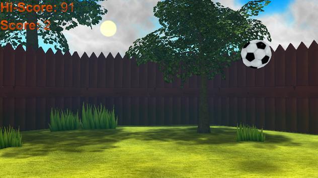 Soccer Juggler 3D apk screenshot