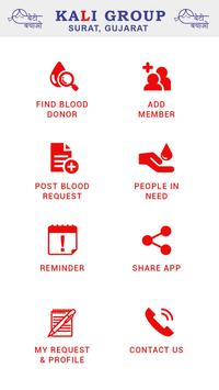 Kali Group - Blood Directory poster