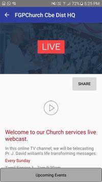 Full Gospel Pentecostal Church screenshot 1