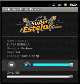 LA NUEVA SUPER ESTELAR screenshot 1