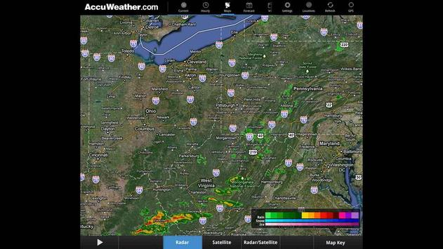 AccuWeather For Sony Tablet P APK Download Free Weather APP For - Free accuweather