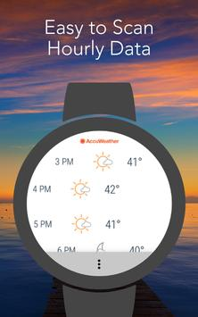 AccuWeather: Daily Forecast & Live Weather Maps apk screenshot