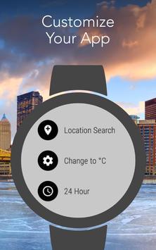 AccuWeather: pronóstico y alertas del tiempo captura de pantalla de la apk
