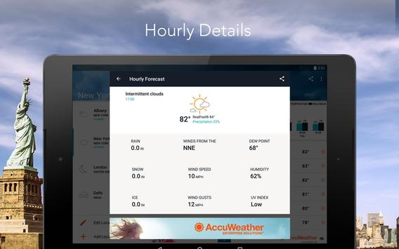 AccuWeather Weather Forecast APK Download Free Weather APP For - Free accuweather