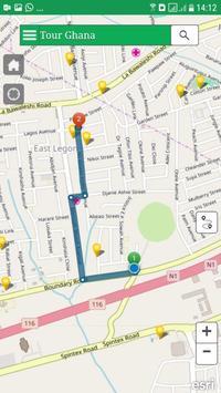Tour Ghana screenshot 18