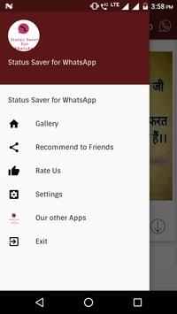 Status saver for WA screenshot 4