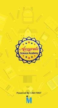 Accurate Science Academy poster