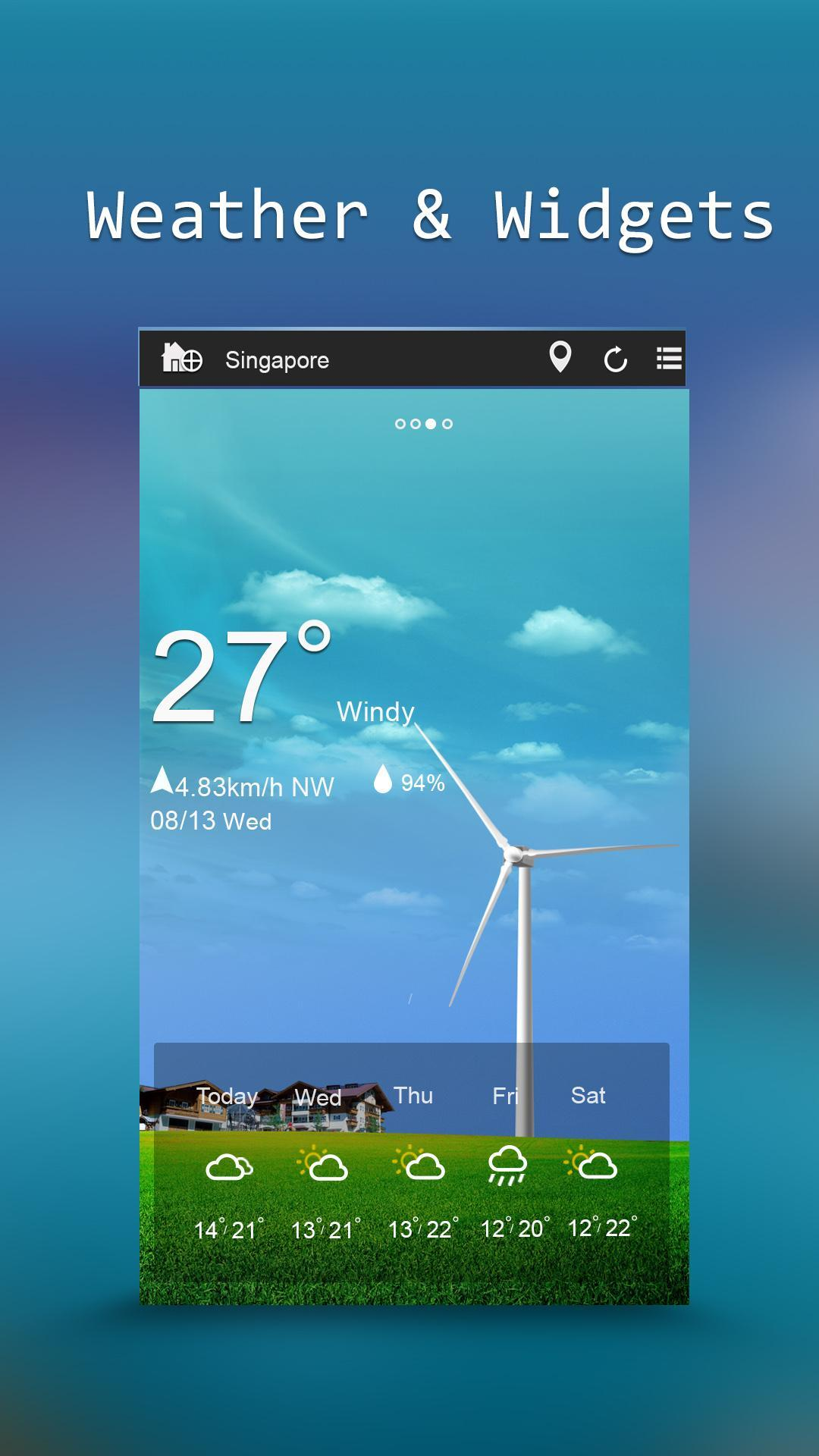 Weather & Widgets for Android - APK Download