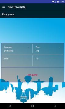 ACA New Travelsafe screenshot 2