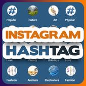 İnstagx Hashtag Likes icon