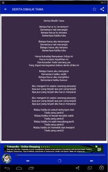 Sodiq Music Hits Lirik Dan Lagu apk screenshot