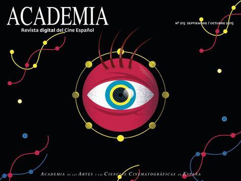 Academia. Revista Cine Español screenshot 10