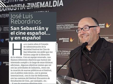 Academia. Revista Cine Español screenshot 6