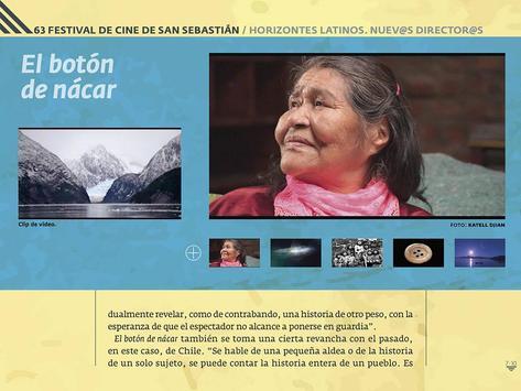 Academia. Revista Cine Español screenshot 8