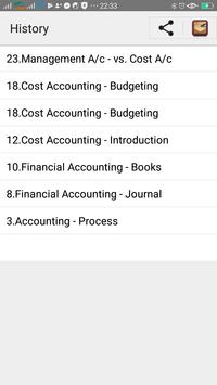Learn Accounting Basics Full apk screenshot