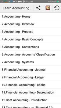 Learn Accounting Basics Full poster