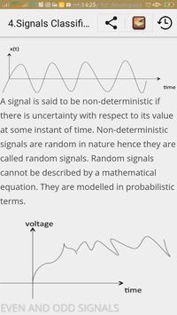 Learn Signals and Systems Full screenshot 1