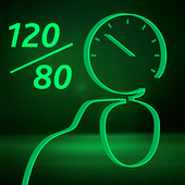 Hypertension guideline check icon
