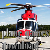 Hot Plane Games Download icon