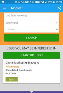 Jobs by CraigsIist/seek classifieds screenshot 2