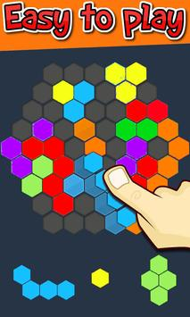 Hexa Puzzle Game poster