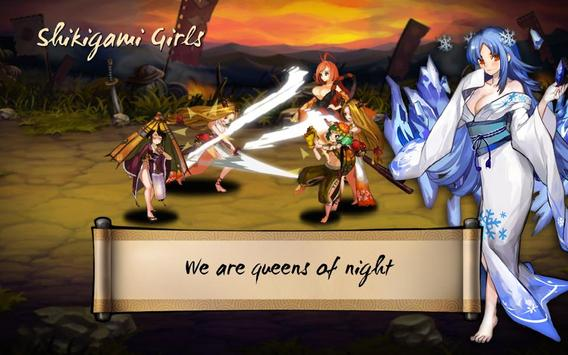Shikigami Girls apk screenshot