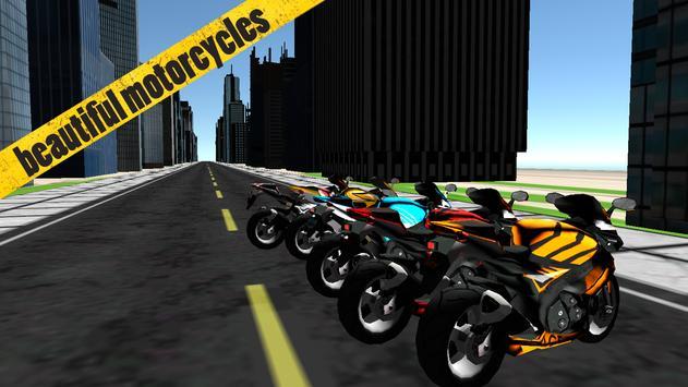 Moto Racing Traffic New York apk screenshot