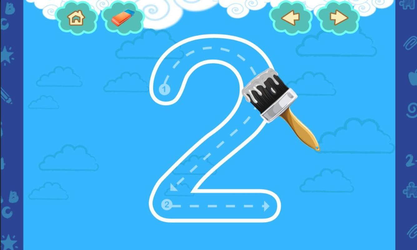learn numbers easy funny kids apk download free educational game
