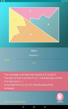 Math Word Problem 6 Lite apk screenshot