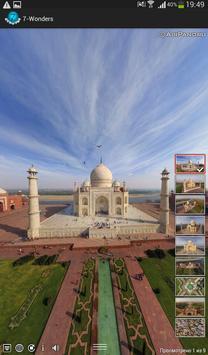 7 wOnDers - A virtual tour apk screenshot