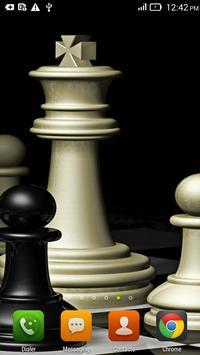 Checkers Game live wallpaper screenshot 1