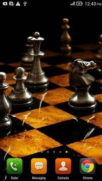 Checkers Game live wallpaper screenshot 2
