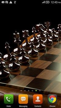 Checkers Game live wallpaper screenshot 3