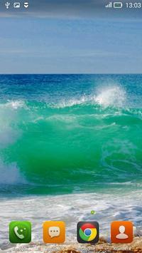Beautiful Sea live wallpaper screenshot 1