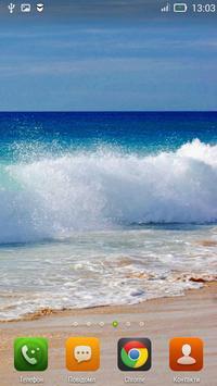 Beautiful Sea live wallpaper screenshot 2