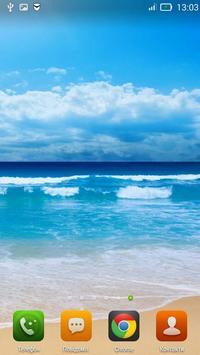 Beautiful Sea live wallpaper screenshot 3