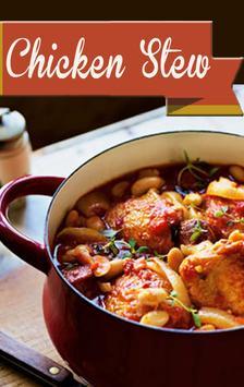 Chicken Stew recipes poster