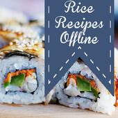 Rice Recipes Offline icon